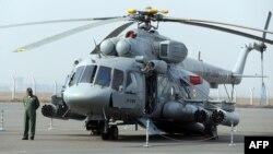 Një helikopter i ri ushtarak i Indisë