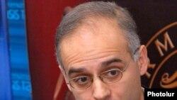 Armenia -- Levon Zurabian, a leading member of the opposition Armenian National Congress.