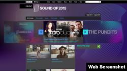 BBC Sound of 2015