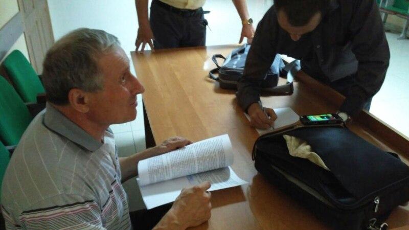 Крим соработник на РСЕ осуден на условна казна