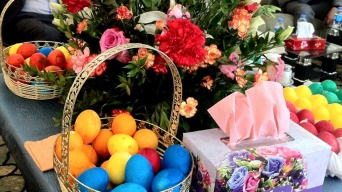 الأربعاء الأحمر عيد رأس السنة لدى الايزديين