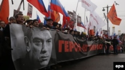 March 3: Slain opposition politician Boris Nemtsov's funeral to be held in Moscow.