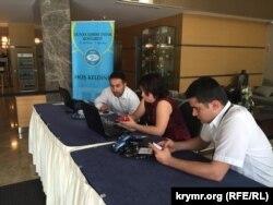 Зустріч делегатів Всесвітнього конгресу кримських татар в Анкарі