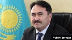 Қарағанды қаласының экс-әкімі Мейрам Смағұлов.