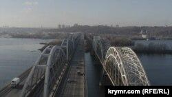 Дарницкий мост в Киеве
