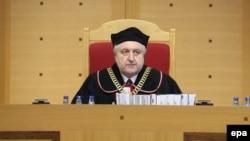 Претседателот на Уставниот трибунал на Полска Анджеј Рзеплински