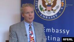 Ambasadori i Shteteve të Bashkuara në Prishtinë, Greg Delawie