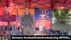 Фестиваль «З війни до миру. Повернення» на підтримку ветеранів АТО, Боярка, Київська область, 6 жовтня 2018 року