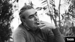 Леонид Брежнев на отдыхе, 1971 год