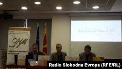ЗНМ, прес конференција
