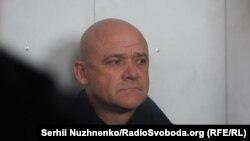 Мер Одеси Геннадій Труханов у суді. Київ, 15 лютого 2018 року