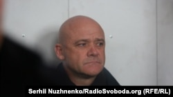 Геннадій Труханов під час засідання суду 15 лютого