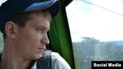 Арестованный Дмитрий Третьяков