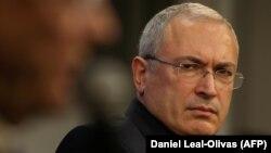Михаил Ходорковский, 2018 год