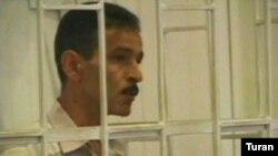 Sakit Zahidov bu il iyunun 23-də həbs olunub