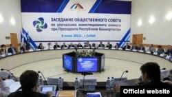 Инвестицияләр җәлеп итү форумы, Сибай, 8 июнь 2012