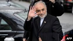 علیاکبر صالحی، رئیس سازمان انرژی اتمی
