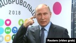 Владимир Путин. Москва, 5-декабрь, 2018-жыл