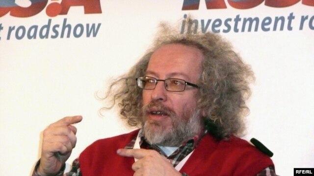 Aleksei Venediktov, Editor-in-Chief of Ekho Moskvy.