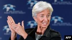 Директорката на Меѓународниот монетарен фонд Кристин Лагард.