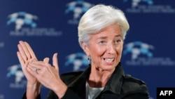 کریستین لاگارد، مدیر صندوق بینالمللی پول