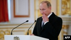 The Ukraine conflict is deadlocked -- inside Putin's head.