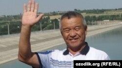 Журналист Болтабой Матқурбонов