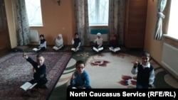 """В одесской школе """"Хаджибей"""""""