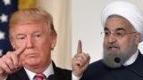 Američki predsednik Donald Tramp i iranski predsednik Hasan Rohani