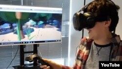 Виртуальная реальность в помощь детям-аутистам