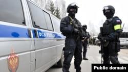 Группа спецназа ФСБ России