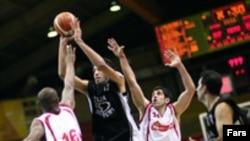 تیم مهرام پرافتخارترین باشگاه دهه اخیر بسکتبال ایران