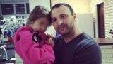 Руслан Пченушай и его дочь