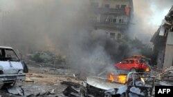 Дамаск 21.02.2013