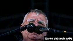 Vojislav Šešelj, predsednik Srpske radikalne stranke