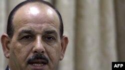 Ирак ішкі істер министрі Джавад Болани.