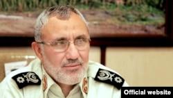 فرمانده نیروی انتظامی تهران بزرگ