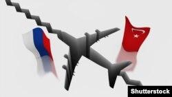 Rusiya Türkiyə qarşıdurması