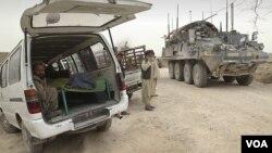 Афганистан, военные будни