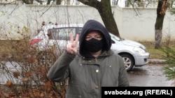 Наста Захарэвіч выйшла на волю пасьля 15 дзён арышту