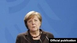 د جرمني صدراعظمه انګلا مېرکل