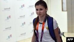 Özbegistanly Luiza Galiulina çarşenbe güni Londonda geçýän Olimpiýa oýunlaryndan çykaryldy.