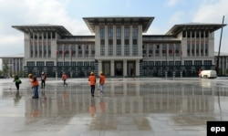 Turkey's new presidential palace in Ankara cost a reported $615 million.
