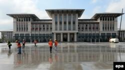 «Белый дворец» Реджепа Эрдогана в Анкаре.