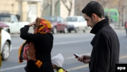 Can Iranians be sure their online messages are not being read by the cyberpolice?
