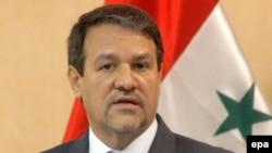 المتحدث بإسم الحكومة العراقية علي الدباغ