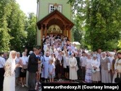 Православная община в Михново