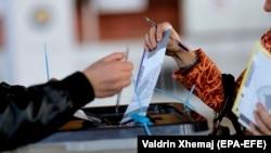 Zgjedhjet në Kosovë, fotografi nga arkivi.