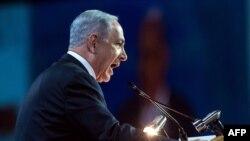 سخنرانی روز دوشنبه بنیامین نتانیاهو در ایپک