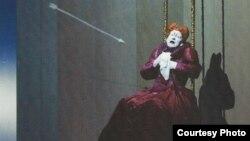 Scena iz Šekspirovih Soneta Roberta Boba Vilsona